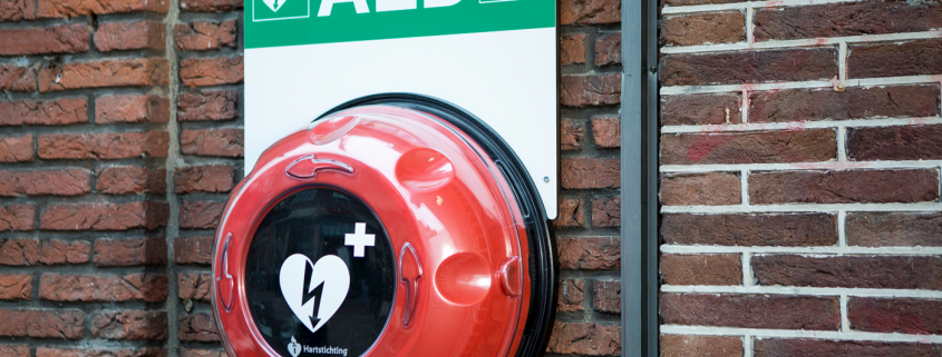 AED systeem Haarlem